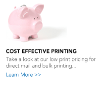 Cost Effective Printing